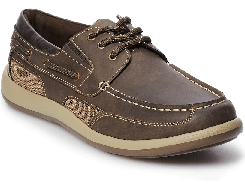 Today only: Croft & Barrow Brice men's boat shoes from $11