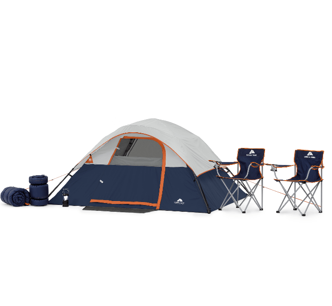 Ozark Trail 6-piece camping combo for $69