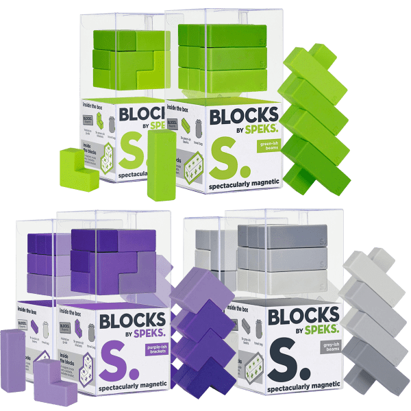 Today only: 2-pack of Speks blocks for $20