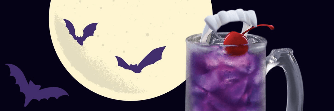 Applebee's offers $1 Vampire for the month of October!