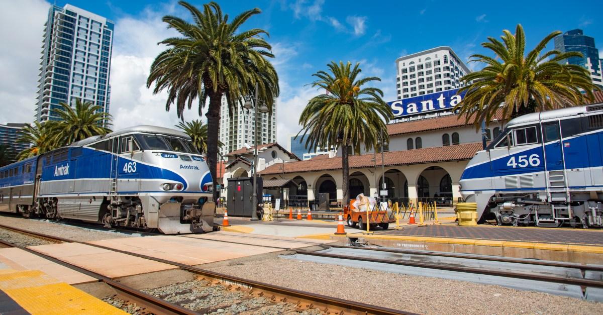 Amtrak sale: Enjoy buy one, get one FREE tickets!