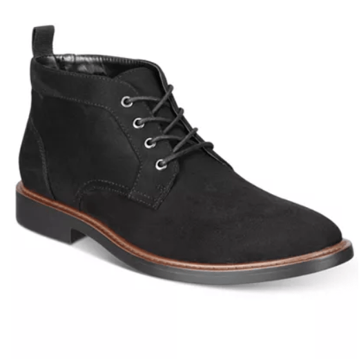 Men's boots from $36 at Macy's
