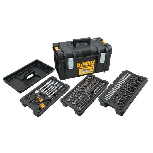 226-piece Dewalt mechanics tool set with tool box for $149
