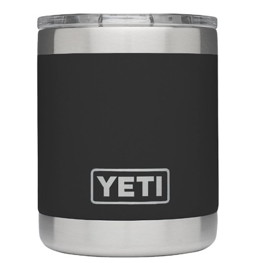 Yeti Rambler lowball cup for $15, free shipping