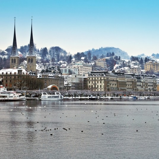 8-night Switzerland escape with air, hotels and rail from $1,203