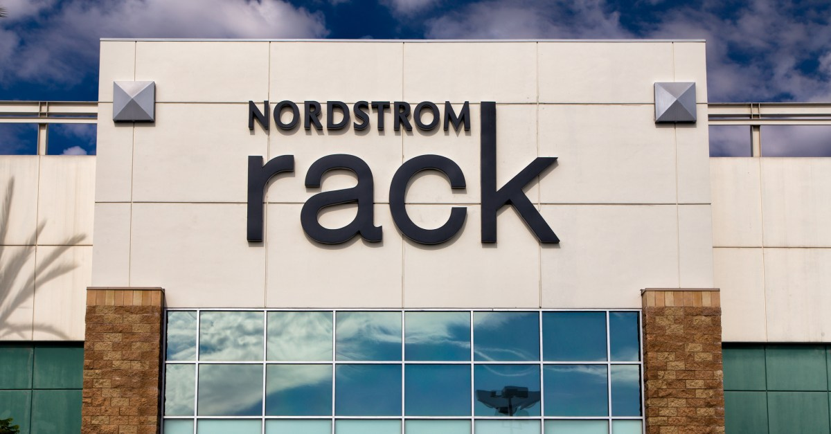Nordstrom Rack: Save an extra 25% during the Clear the Rack sale