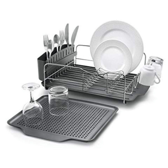 Polder 4-piece dish rack system for $33