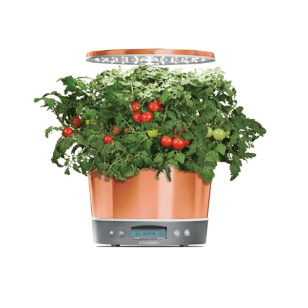 Today only: AeroGarden Harvest Elite 360 6-pod countertop garden for $75
