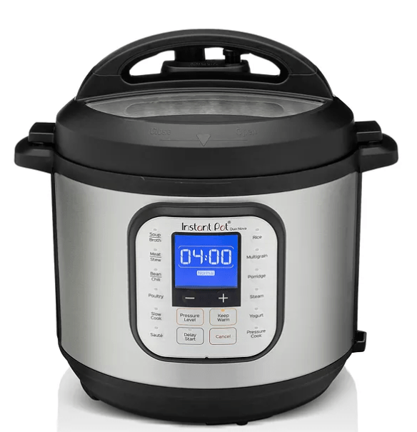 Instant Pot Duo Nova 7-in-1 multi-function cooker for $51
