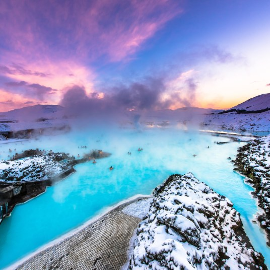 3-night Iceland spa getaway with flights from $699