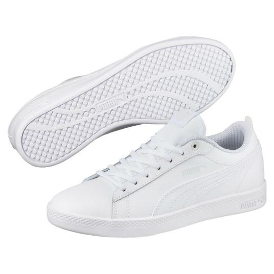 Puma Smash V2 women's sneakers for $22, free shipping