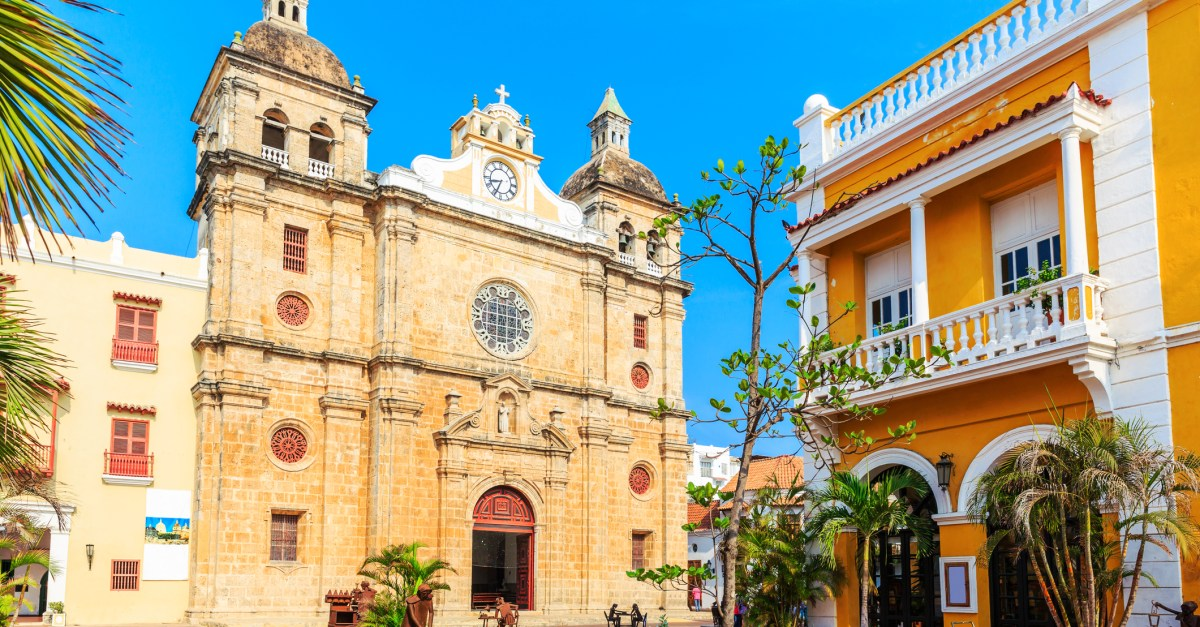 Flights to Colombia in the $300s round-trip!
