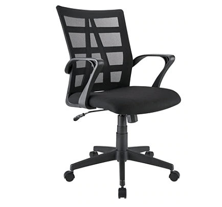 Brenton Studio Jaxby mesh/fabric mid-back task chair for $60