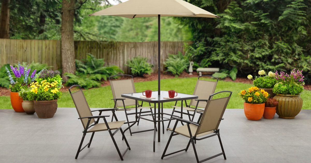15 great patio & garden deals at Walmart right now