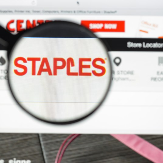 Staples coupon: Save $15 on a purchase of $60 or more