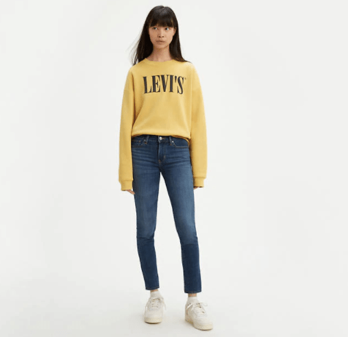 Levi's jeans on clearance from $20
