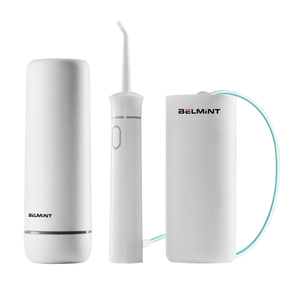 Today only: Belmint cordless water flosser oral irrigator for $29 shipped
