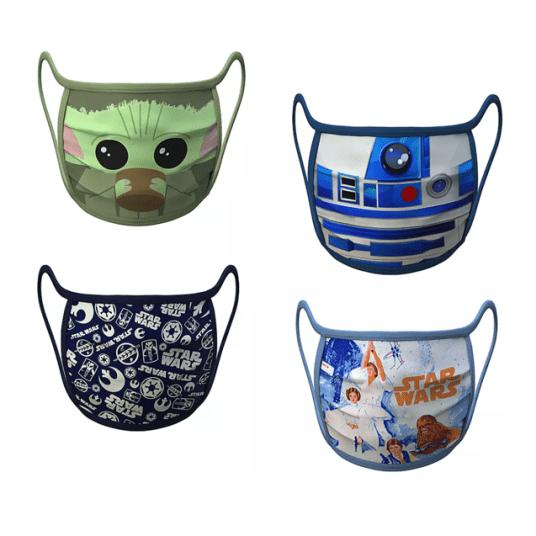 Pre-order a 4-pack of Star Wars masks for $20