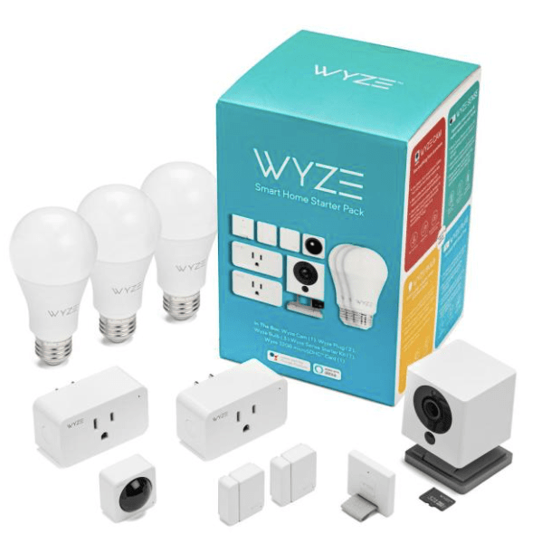 Wyze Smart Home Starter Bundle for $69