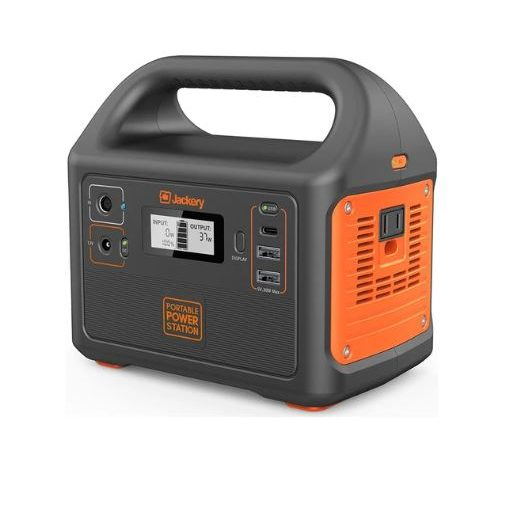 Get up to $100 off select Jackery solar-powered generators