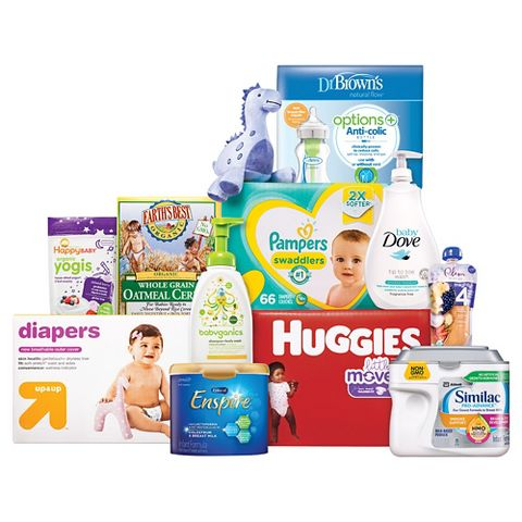 Get a $20 Target gift card with $100 baby essentials purchase