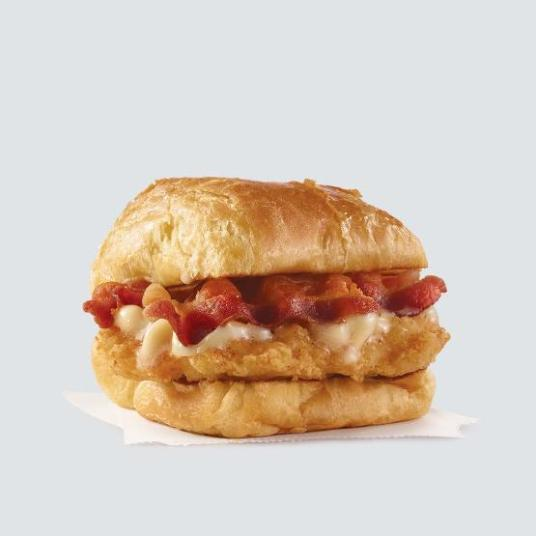 Wendy's: Get a FREE Maple Bacon Chicken Croissant & more