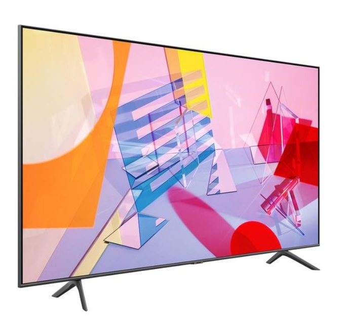 Today only: 65″ Samsung QLED Q60T/Q6DT series refurbished smart TV for $880