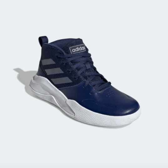 Adidas OwnTheGame kid's shoes wide for $24, free shipping
