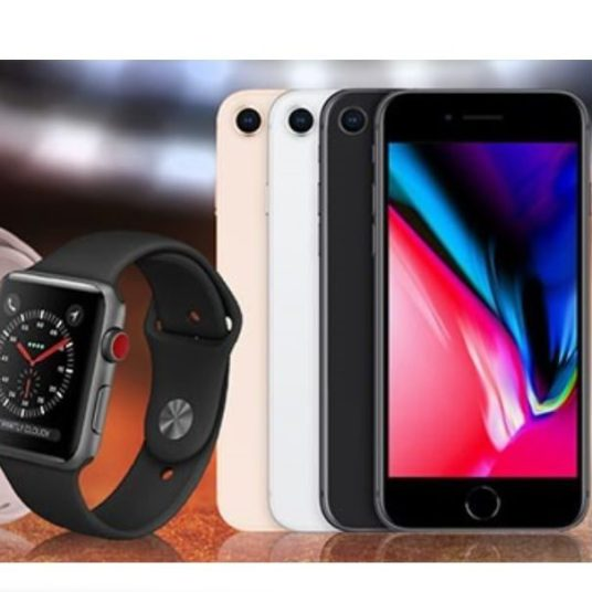 Today only: Refurbished Apple Watches from $100, iPhones from $145