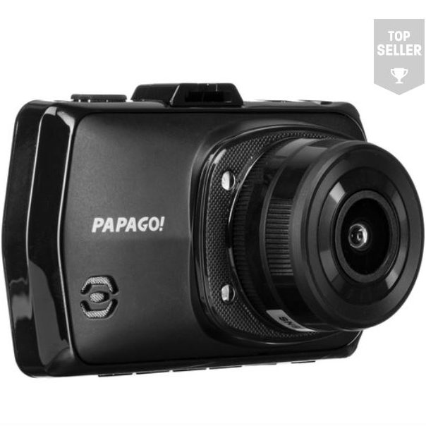 Today only: Papago GoSafe 230 dash camera for $40