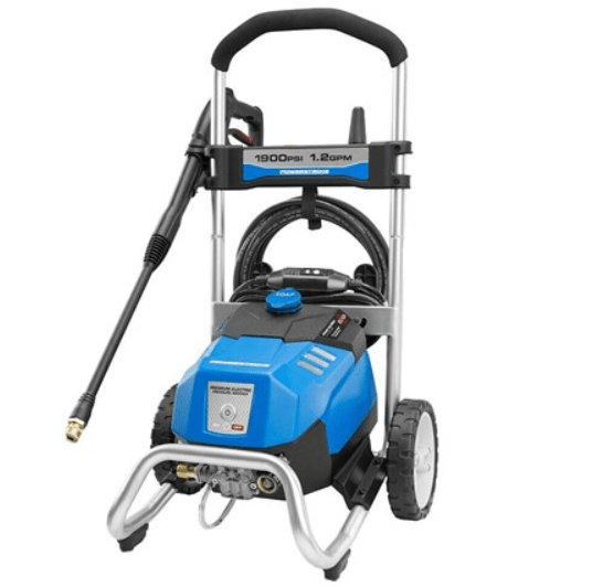 Today only: Refurbished Powerstroke 1900 PSI electric pressure washer for $110