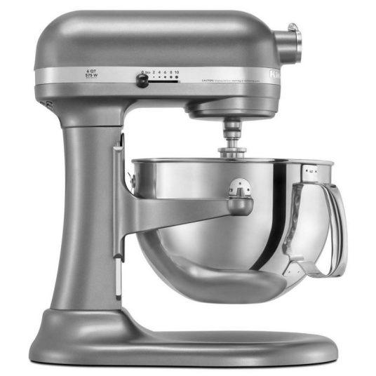 Refurbished KitchenAid Pro 6-qt stand mixer for $255