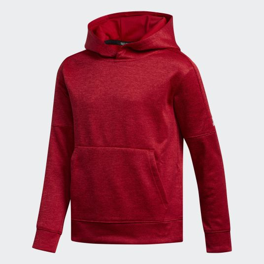 Adidas Team Issue kids pullover hoodie for $18