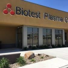 Biotest Plasma Center