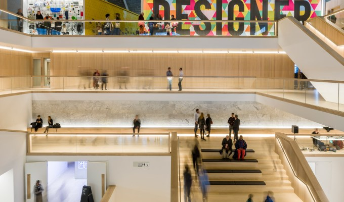 Paul Chipperfield gives the new Design Museum the thumbs up – finding it a most inspirational place