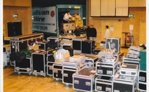 Clarke AV equipment supply