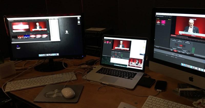 Live Streaming Clarke AV