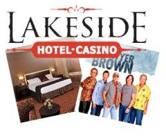 lakeside casino avtivities in osceola IA