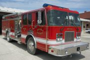 woodburn fire department gets new fire engine