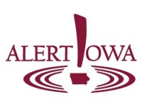 Alert Iowa emergency alert program clarke county