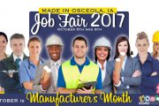 osceola job fair information