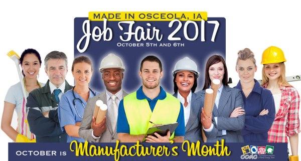 osceola job fair information