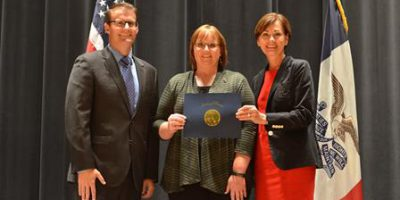Osceola Governor Volunteer Award