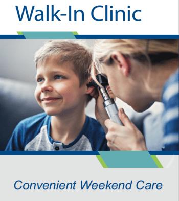 Clarke County Hospital Walk In Clinic Weekends