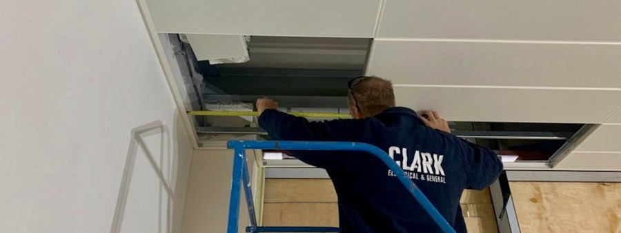 CLARK Suspended Ceilings