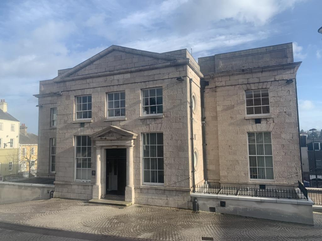 AmmA Building Armagh Completed Works