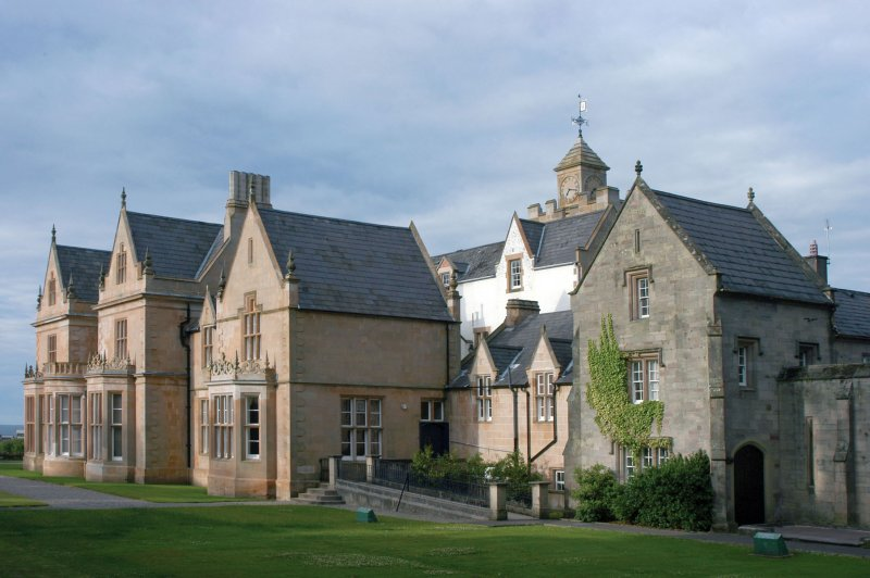Bangor Castle restoration