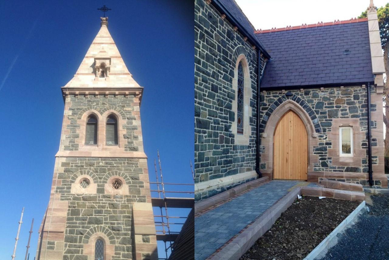St Josephs Church Restoration