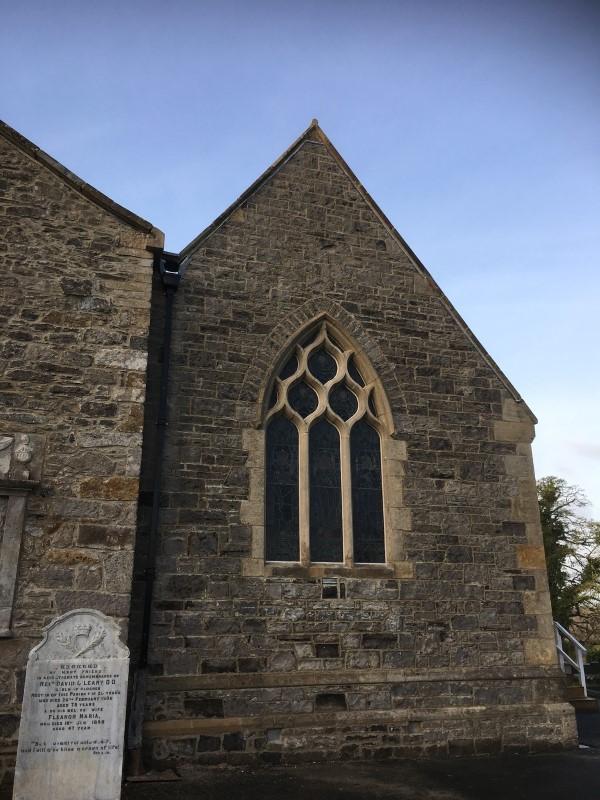 St Mary's Church Ardess Restoration
