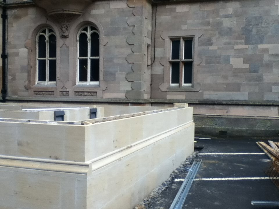 Restoration Stranmillis House